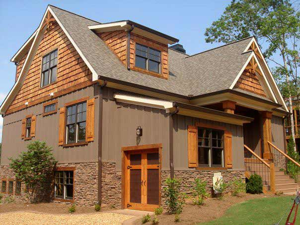 Cottage House Plan With Photos For Lake Max Fulbright