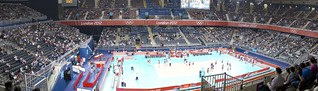 Volleyball Panorama | by Cristiano Betta