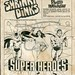 Shrinky Dinks Idea and Pattern Book Super Heroes - 001