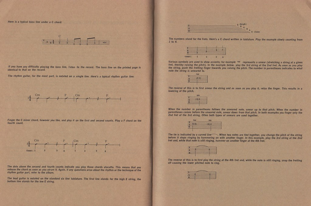 Jefferson Airplane - Sheet Book - Songs from - After Bathi… | Flickr
