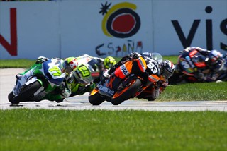 Moto 2 race at IMS | by indianapolismotorspeedway.com