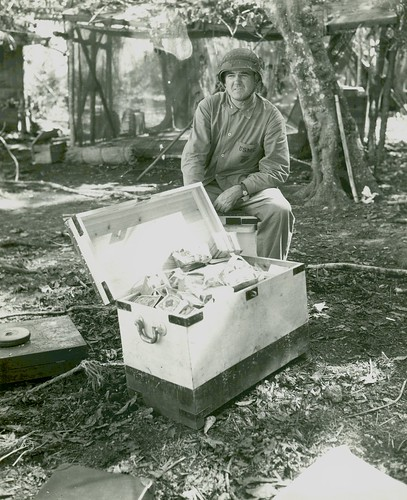 Frank Goettge, Guadalcanal, August 1942 | by Marine Corps Archives & Special Collections