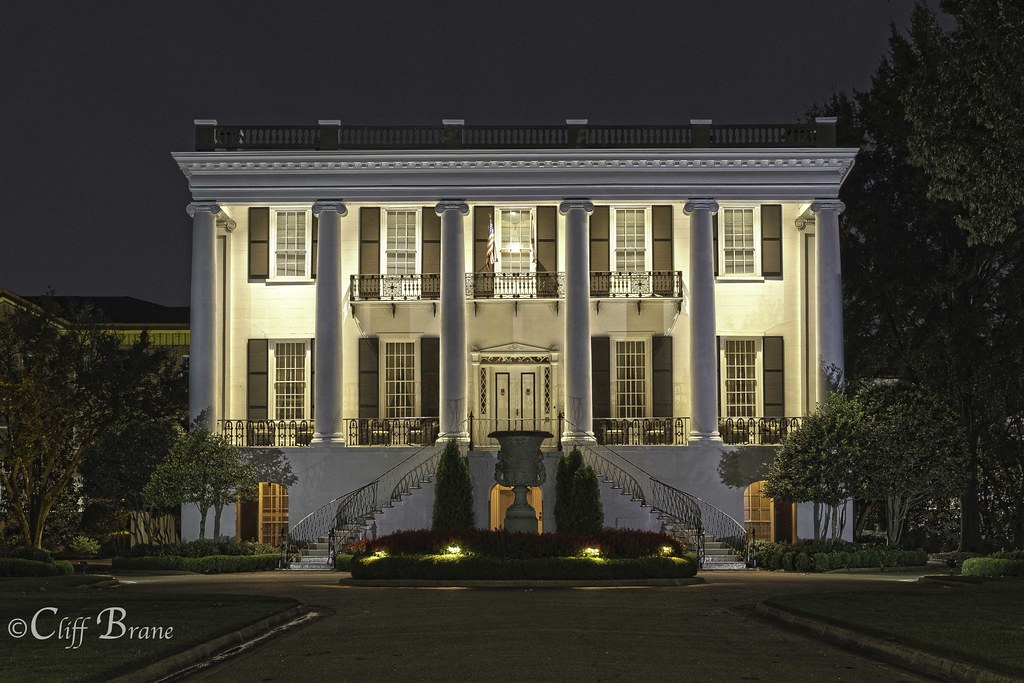 President S House At The University Of Alabama Less Than