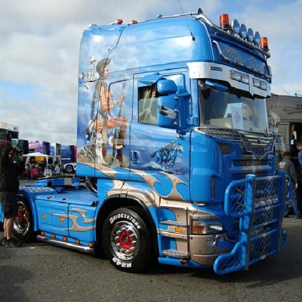 #Scania #truck #Lkw #Truckfest #Nordic #Trophy  Danie