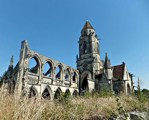 Saint-Etienne France  City pictures : Eglise Saint Etienne le Vieux, Caen, France | Flickr Photo Sharing!