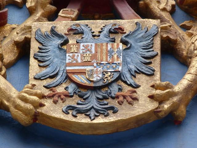 Escudo de Carlos V (Flandes)