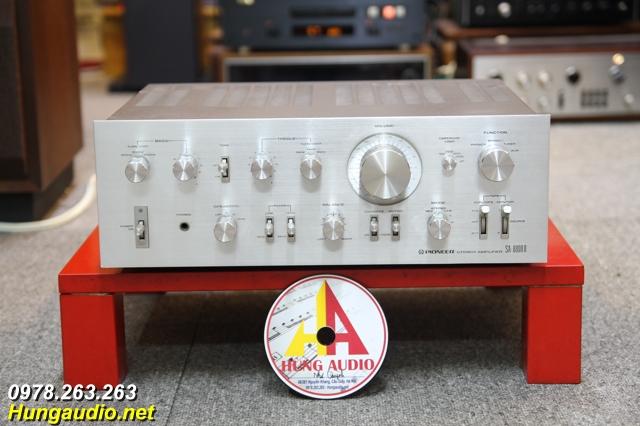 Amply Pioneer SA 8800ii, Amply Pioneer SA 7600 , Amply Pioneer SA 8800 tất cả hàng đẹp
