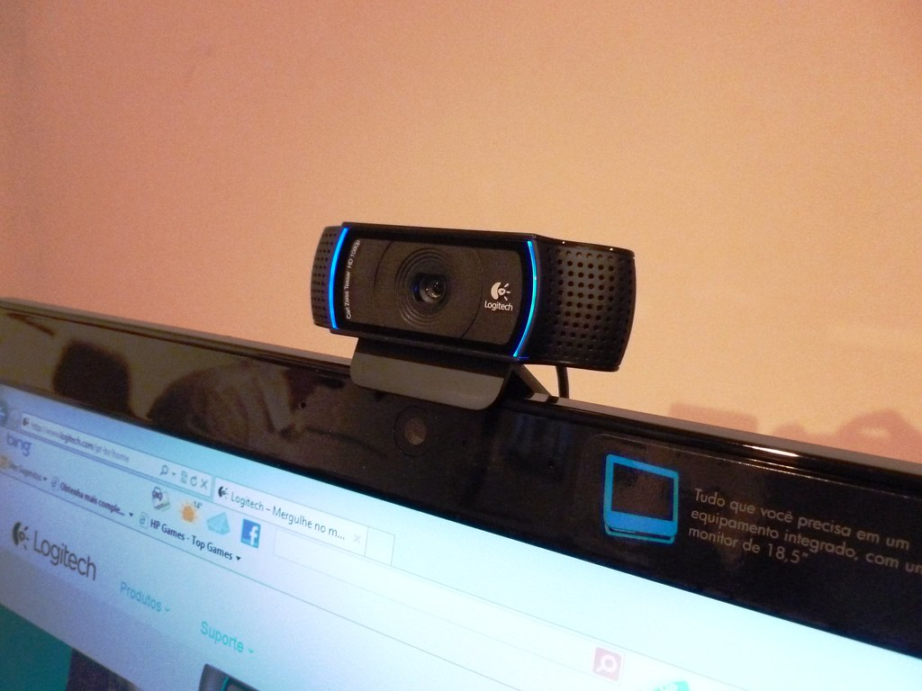 Logitech HD Pro Webcam C920 - Emerson Alecrim - Flickr