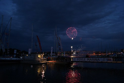 10-Fireworks at Clipper in Derry | by Donegal Cottage Holidays