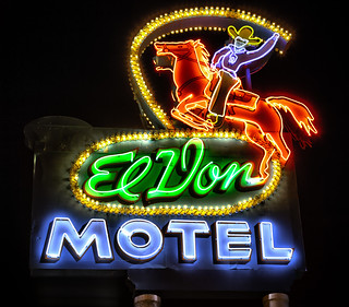 El Don Motel, Albuquerque - ProPhoto Color Space version | by dv over dt
