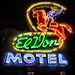 El Don Motel, Albuquerque - ProPhoto Color Space version