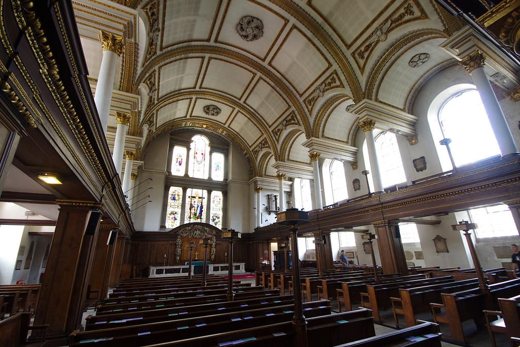 St James' Church, Picc...