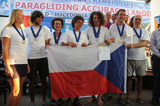 3rd FAI European Paragliding Accuracy Championship | by FAI - Federation Aeronautique Internationale