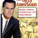 Mitt Romney, Diplomat