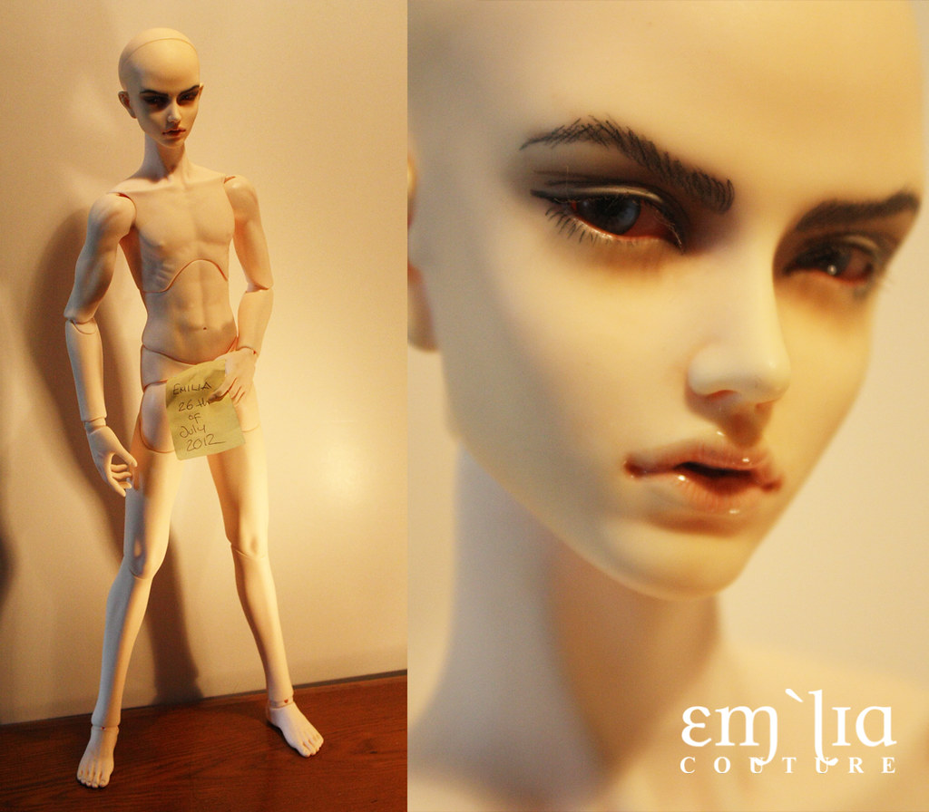 Soom Dia In Infinity Doll Male Sd Body Adopted Em Lia