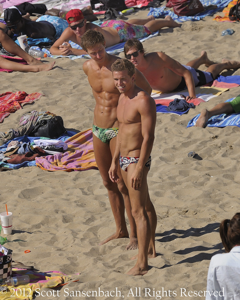 Young gay blond surfer boys ass riding hard 2