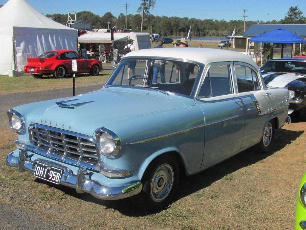 1958 Holden FC Sedan | Classic Cars Australia | Flickr