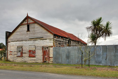Old billiard hall, Kakahi, Manawatu - Whanganui, New Zealand | by brian nz