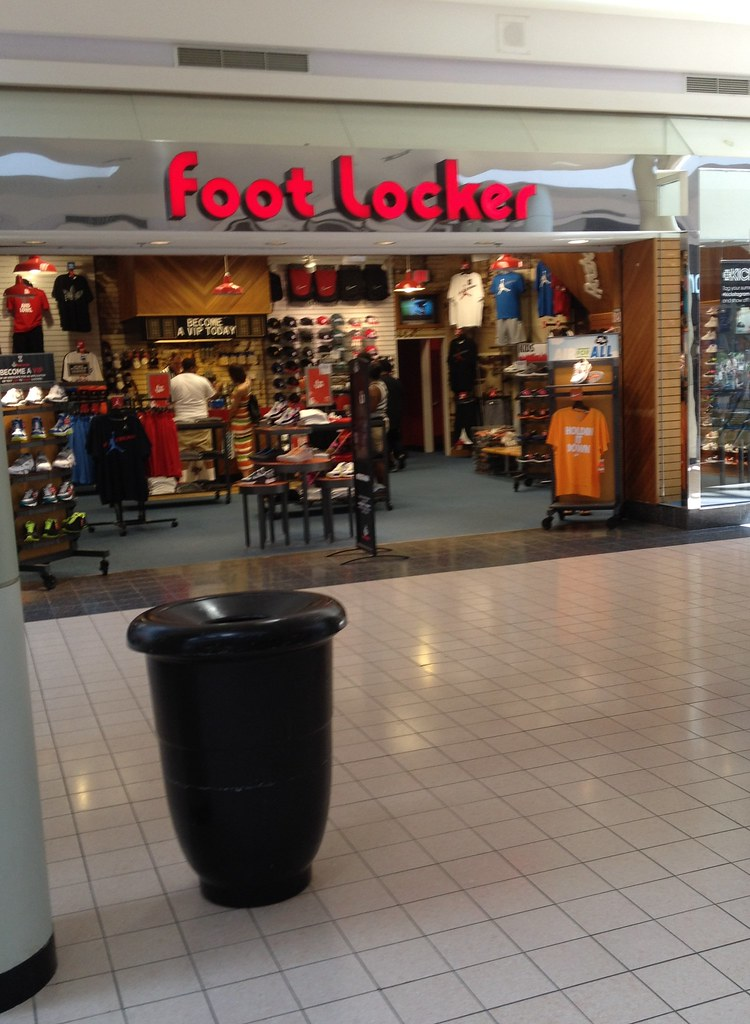 container store foot locker
