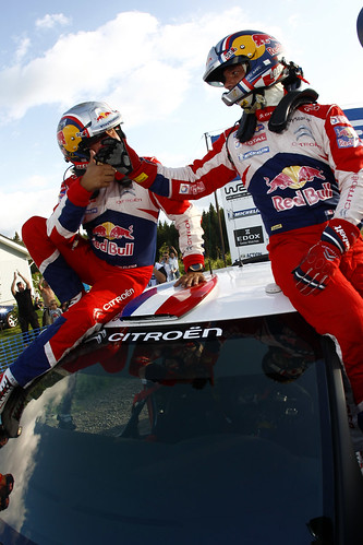 2012 WRC Rally Finland - Podium | by Michelin Motorsport_Rally