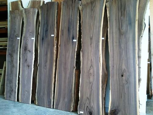 Live Edge Walnut Slab Lumber By Hardwoods Inc Md Live