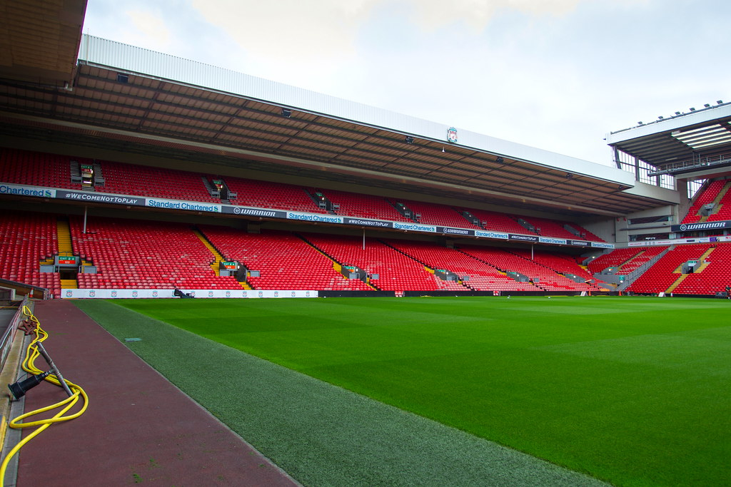Liverpool FC Anfield Road Stand