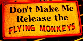 Flying Monkeys | by GaGal#1