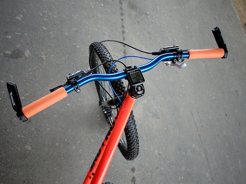 On-One Inbred 29er test
