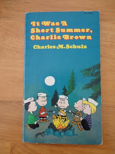It was a Short Summer, Charlie Brown | by Helen725