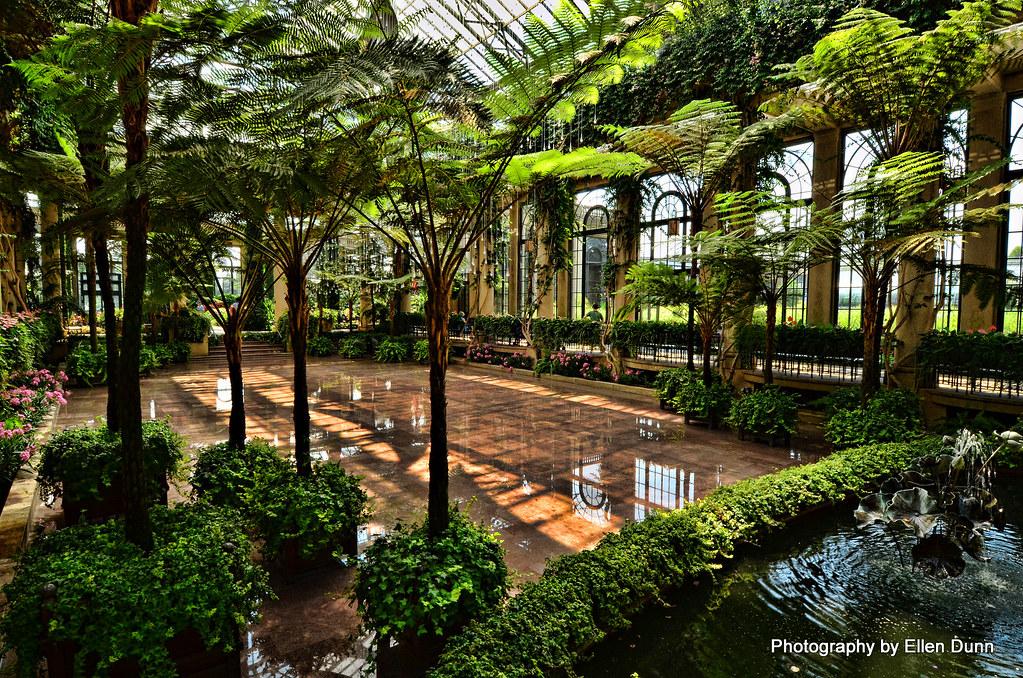 Longwood Gardens, PA | Ellen Dunn | Flickr
