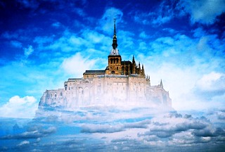 Castle in the sky | by fotobes