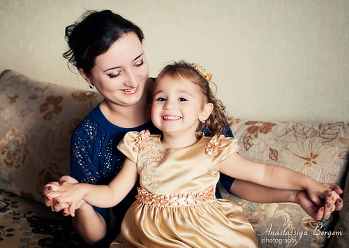 Monica turns three | by Anastassiya Bergem