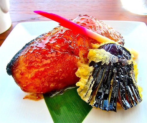 legendary black cod with miso | by jayweston@sbcglobal.net