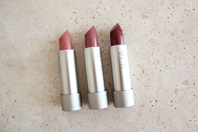 ILIA Lipsticks in The Brides, Madam Mina, and Lucy's Party for fall 2016