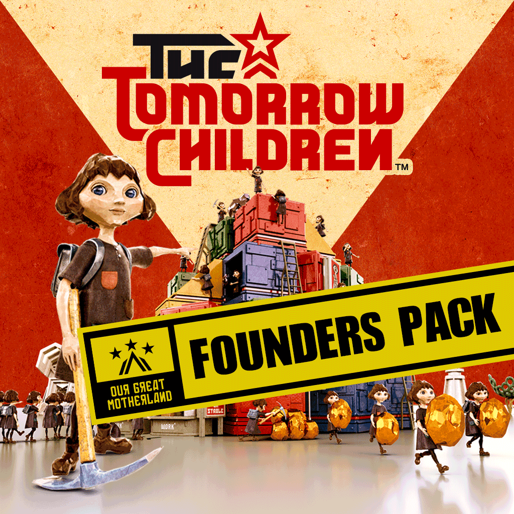 The Tomorrow Children – Founder's Pack