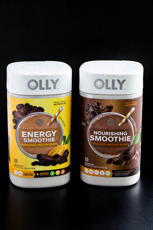 OLLY Smoothies | cookingalamel.com
