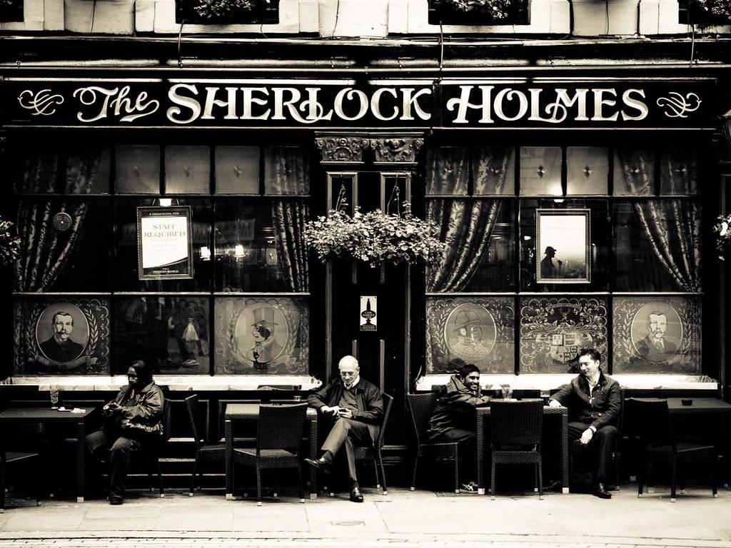 London Sherlock Wallpaper Sherlock Holmes London