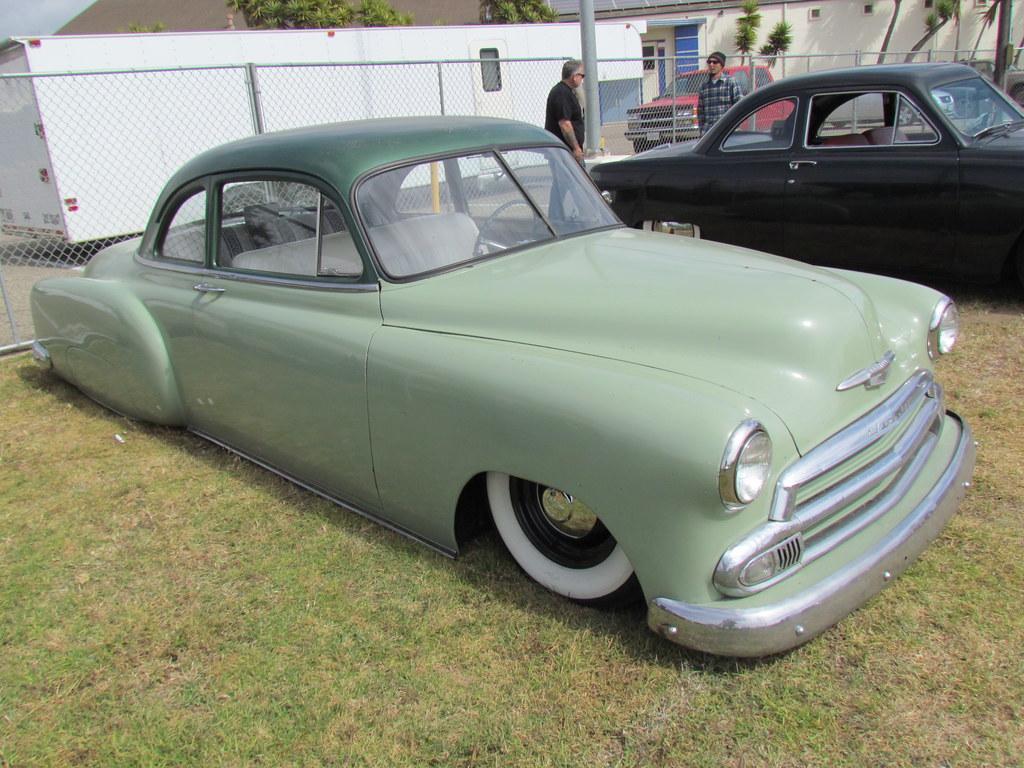 Coupe 1951 chevy sport coupe : 1951 chevy coupe | nobu katsura, montertey park ca. | bballchico ...
