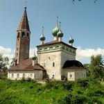 Воскресенская церковь by Peter Barker