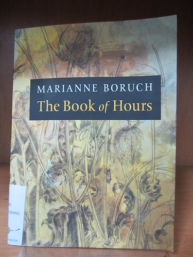 The Book of Hours by Marianne Borusch | by Scottish Poetry Library