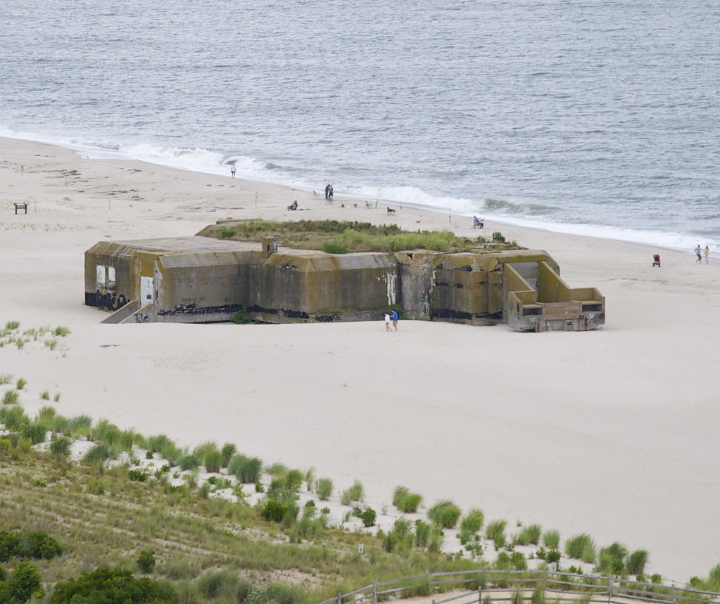 Naval Gun Emplacement Fort Cape May