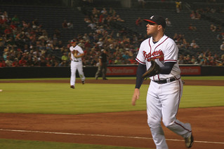 Freddie Freeman | by Eve Yarbrough