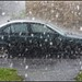 Sunday's torrential downpour