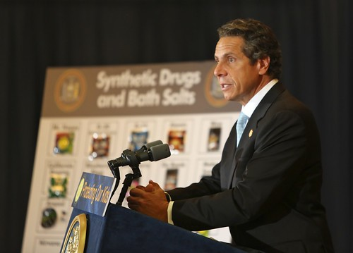 Governor Cuomo Announces State Makes it Illegal to Sell or Possess Bath Salts or Synthetic Drugs | by governorandrewcuomo