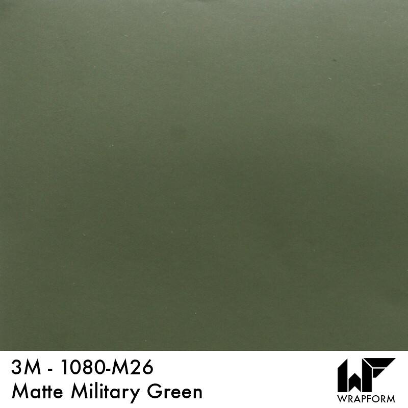Vinyl Wrap Forum >> 3M-Matte-Military-Green   3M Scotchprint Vinyl Wrap Film is …   Flickr