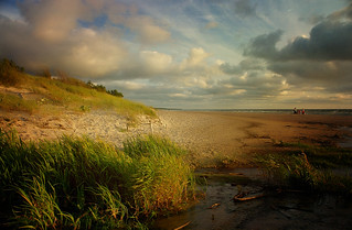 2009-08-26,sundown by the Baltic sea 105-1 | by Arunas S
