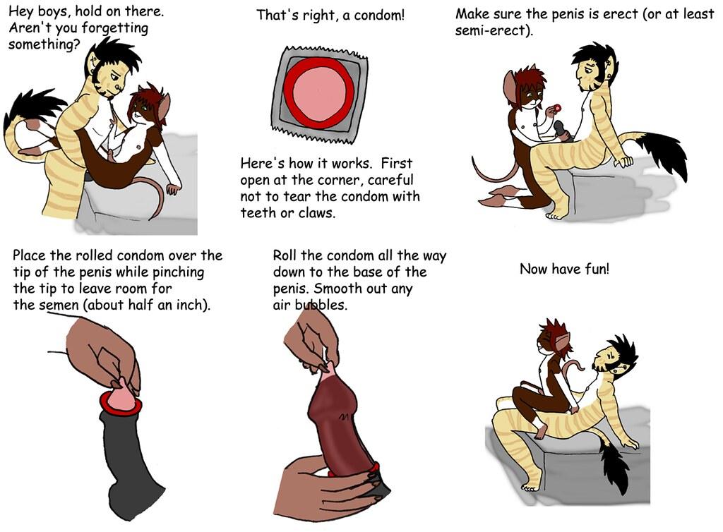Safe Sex Pamphlet 106