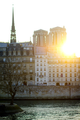 Paris_Notre_Dame_sunset_the_seine | by Making Magique