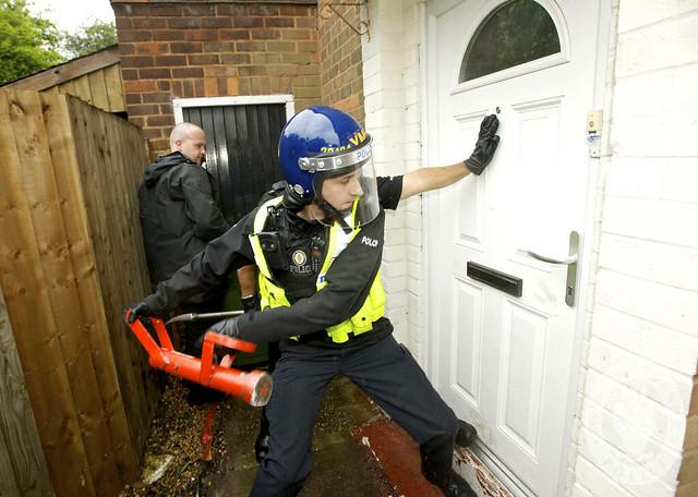 Day 229 - West Midlands Police - Drugs Warrant