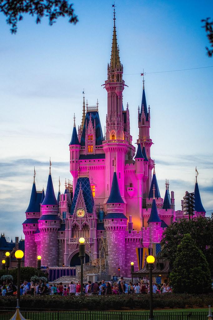 Cinderella Castle Photography Cinderella Castle | by